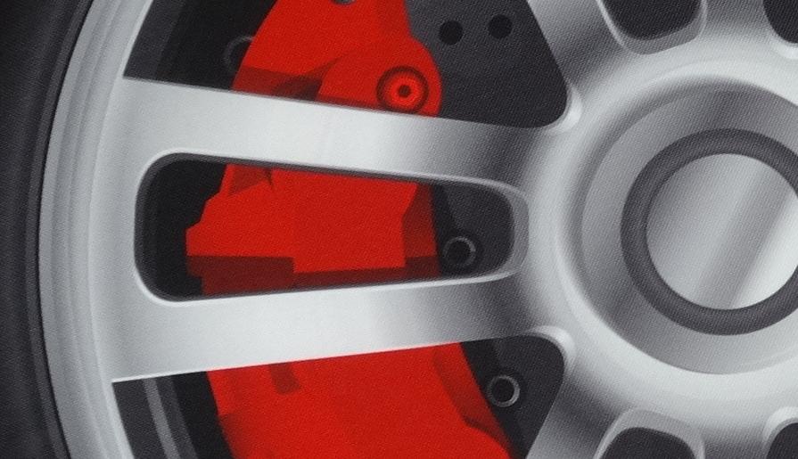 Alloy Wheel Beanbag detail