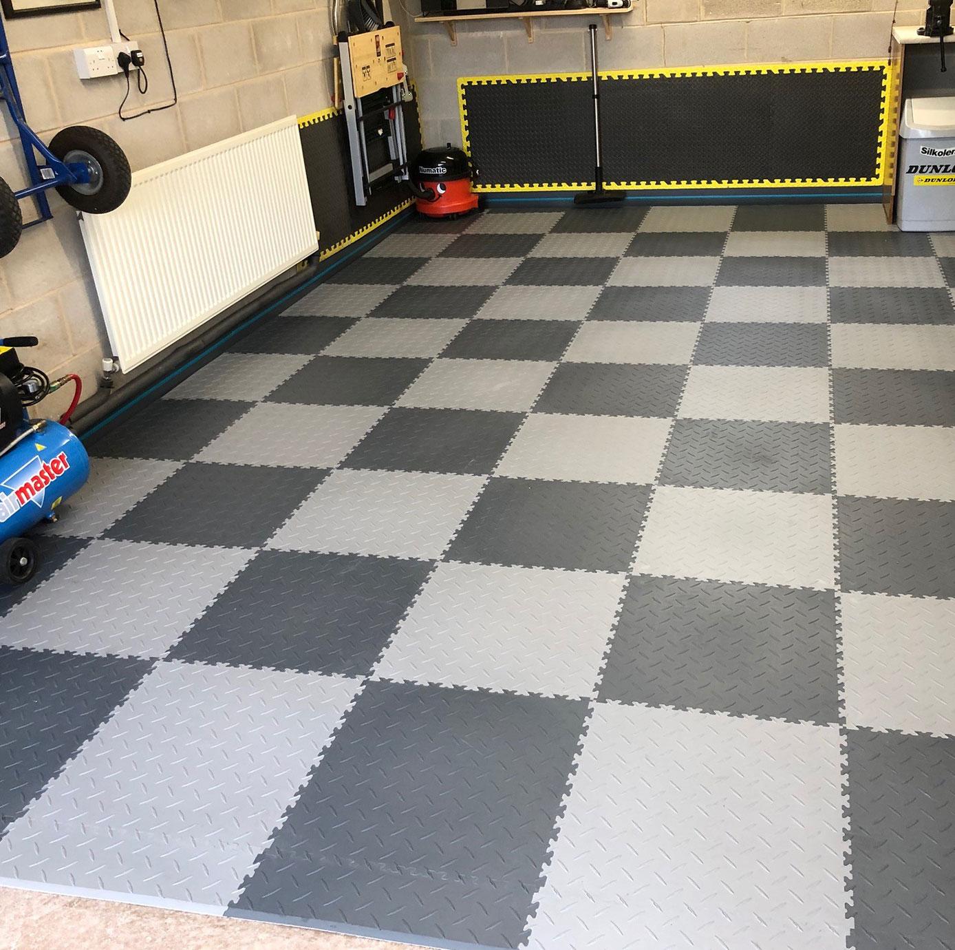 Mototile Garage Project